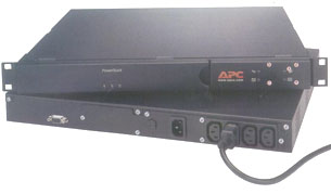 UPS 250VA Power Stack APC Rack Mount